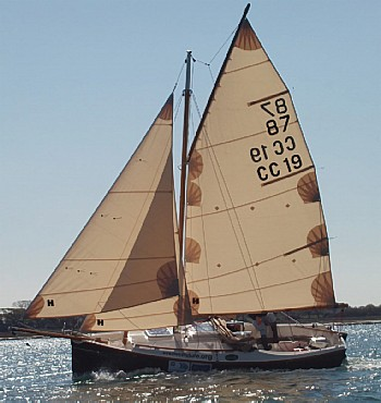 Cape Cutter 19 boat plans