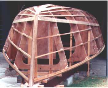 MG30 radius chine plywood boat plans