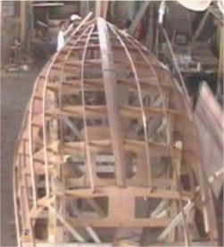 Didi MG30 radius chine plywood boat plans for amateur builders