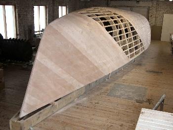 Vickers 45 fibreglass